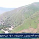 """Piura: Gobernador Regional visita zona donde se ejecutará proyecto """"Vilcazán"""""""