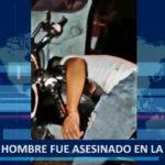 Piura: Hombre fue asesinado en el interior de su mototaxi