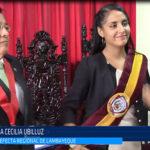 Chiclayo: Juramento de manera oficial le Prefecta Regional Ana Cecilia Ubilluz