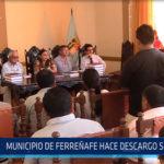 Chiclayo: Municipio de Ferreñafe hace descargo sobre obra