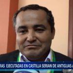 Piura: Obras mal ejecutadas en Castilla serían de antiguas autoridades