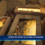 Chiclayo: Señor de Sipan se exibe en Panamá