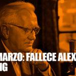Un día como hoy fallece Alexander Fleming