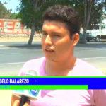 Angelo Balarezo asegura que defenderá al equipo de su familia