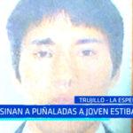 Trujillo: asesinan a puñaladas a joven estibador