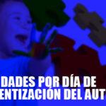 Alistan actividades por día de concientización del autismo