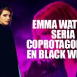 Emma Watson sería coprotagonista en Black Widow