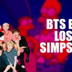 BTS y su cameo en Los Simpson