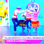 Carnavales junto al taller artístico y cultural Orígenes Moche