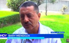 Alcalde de Urpay exige mejorar situación de carreteras
