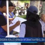 Chiclayo: Defensoría realizó jornada informativa por el Día de la Mujer