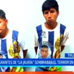 """Presuntos integrantes de """"La jauría"""" sembraban el terror en Laredo"""