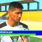 """Deportivo El Inca: Emerson Salazar advierte """"cuidado con Tanguche"""""""