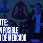 Chimbote: Anuncian posible desalojo de mercado