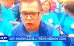 Amor e inclusión en el Día de las personas con síndrome de Down