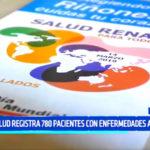 EsSalud registra 780 pacientes con enfermedades al riñón