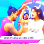 Miss Playa Moche 2019