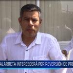 Chiclayo: Galarreta intercederá por reversión de presupuesto