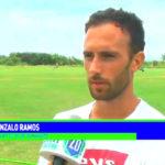 """Gonzalo Ramos: """"no estamos en un momento incómodo"""""""