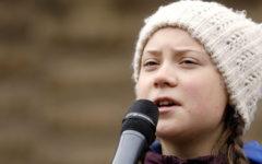 Greta Thunberg, de 16 años de edad nominada al Premio Nobel de la Paz