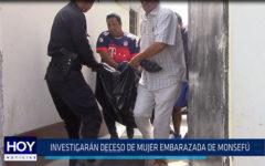 Chiclayo: Investigaran deceso de mujer embarazada de Monsefu