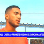 Mannucci: Ítalo Castillo promete nueva celebración ante la 'U'