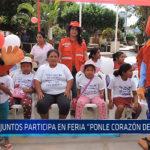 """Chiclayo: Juntos participa en feria """"Ponle Corazón de Hierro"""""""