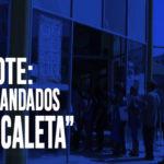 "Chimbote: Rompen candados en ""La Caleta"""