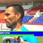 """Leandro Fleitas: """"nosotros queremos pelear el título"""""""
