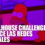 """Conoce al """"Milhouse Challenge"""" el nuevo reto inspirado en """"Los Simpsons"""""""