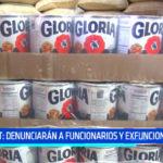 Comuna Trujillo: halló alimentos a punto de vencer en sus almacenes