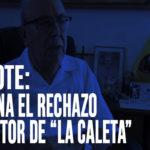 """Chimbote: Cuestiona el rechazo al director de """"La Caleta"""""""