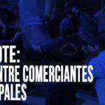 Chimbote: Pleito entre comerciantes y municipales