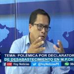 #Chiclayo: Entrevistamos a Percy Espinoza Gonzáles, regidor M.P.CH.