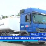 Trujillo: Sedalib presenta plan de emergencia por lluvias y huaycos