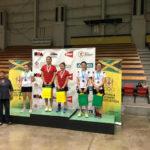 Bádminton: Mayores conquistan primeras medallas del año