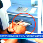 Trujillo: Policía recupera S/. 400 soles retenidos de cajero automático