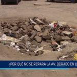 Chiclayo: ¿Por qué nos separa la Av. El Dorado en JLO?