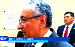 Presidente del Poder Judicial justifica liberación de presuntos delincuentes