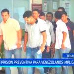 Usurpación: Piden prisión preventiva para 6 venezolanos y un peruano