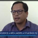 Chiclayo: Regidor de la MPCH lamento la situación de José Nakamine
