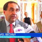 Embajador de República Checa ofrece apoyo en obras de prevención