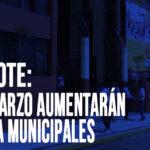 Chimbote: Fin de marzo aumentarán sueldo a municipales
