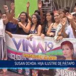 Chiclayo: Susan Ochoa: Hija ilustre de Pátapo,