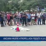 Chiclayo: Anciana muere atropellada frente a la USAT