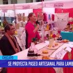 Chiclayo: Se proyecta paseo artesanal para Lambayeque