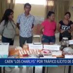 """Chiclayo: Caen """"Los Charlys"""" por tráfico ilícito de drogas"""