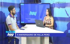 Chiclayo: II aniversario de Killa Perú