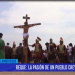 Chiclayo: Reque: La pasión de un pueblo creyente