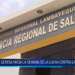 Chiclayo: Geresa inicia la semana de la lucha contra la anemia
